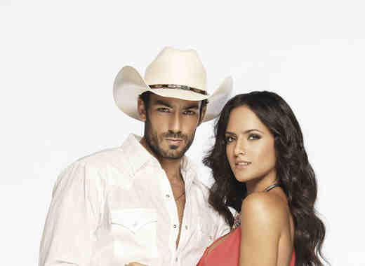 Aarón Díaz y Ana Lorena Sánchez