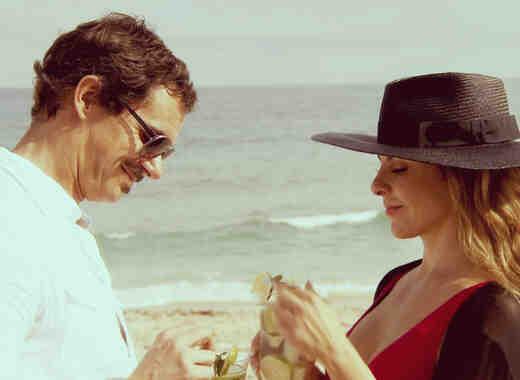 Kate Del Castillo y Tony Dalton