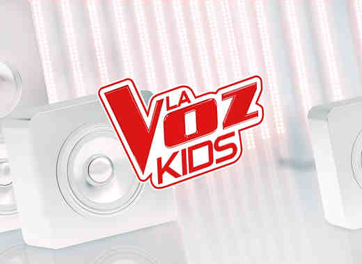 La Voz Kids logo