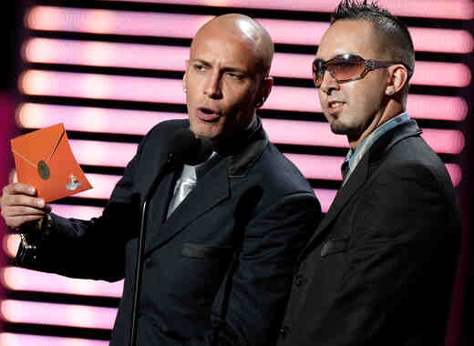 Alexis y Fido The 9th Annual Latin GRAMMY Awards - Show