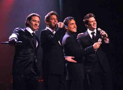 IL DIVO Performs At Radio City Music Hall
