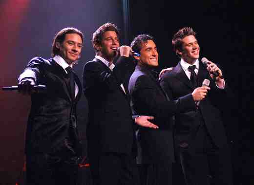 IL DIVO Performs At Radio City Music Hall