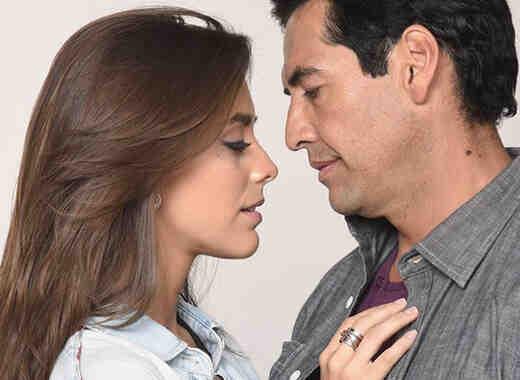 Maria Elisa Camargo y Gabriel Porras