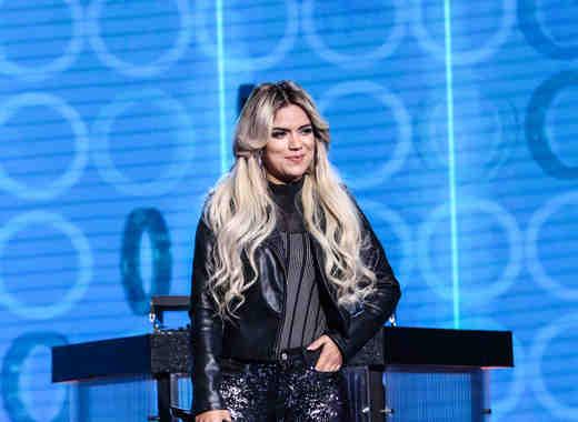 Karol G Latin Billboard Finalist