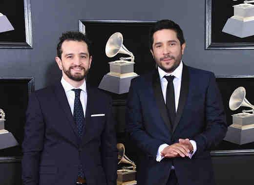 Andrés Torres y Mauricio Rengifo