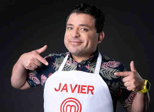 Javier Seañez MasterChef Latino 2