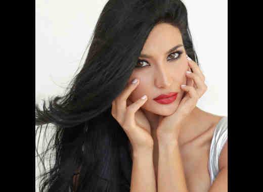 Danna García, Miss Aruba 2019, Miss Universo 2019
