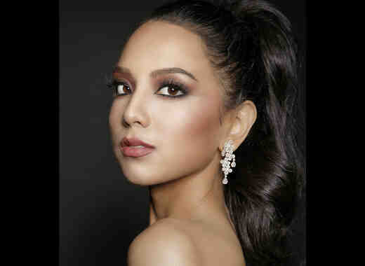 Miss Universo Nepal 2019 - Pradeepta Adhikari