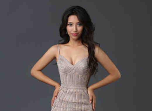 Alfiya Yersaiyn, Miss Kazajistán 2019, Miss Universo 2019