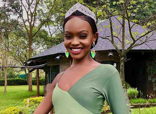 Stacy Michuki, Miss Kenia 2019, Miss Universo 2019