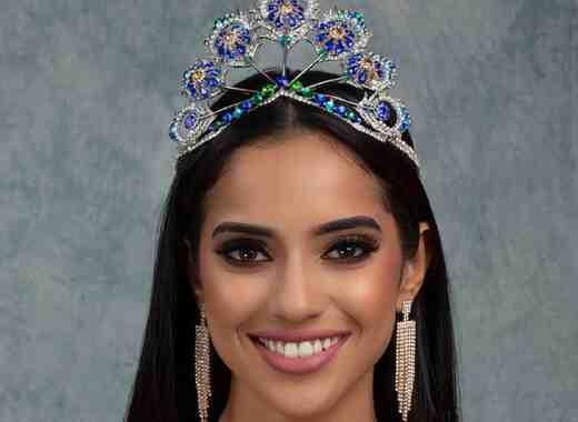 Ornella Lafleche, Miss República de Mauricio, Miss Universo 2019