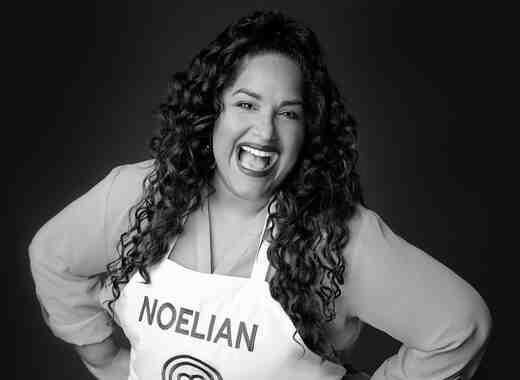 Noelián Ortiz, sexta eliminada de MasterChef Latino 2