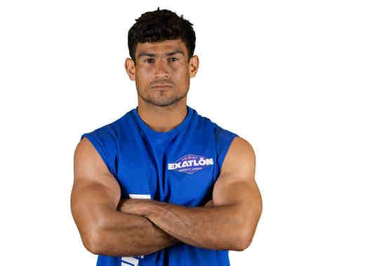 Kelvin Rentería en foto de perfil Team Contendientes