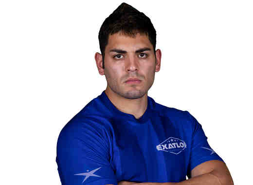 Isaiah Vidal en foto de perfil Exatlón