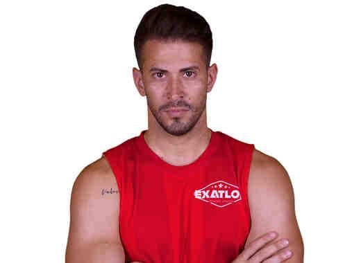Tommy Ramos en foto de perfil Exatlón
