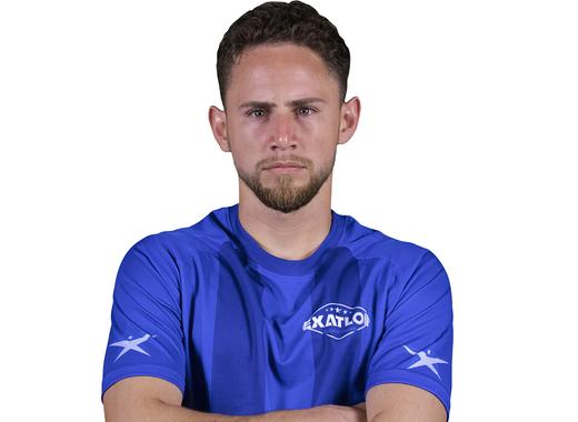 Emmanuel Jáquez en foto de perfil Exatlón