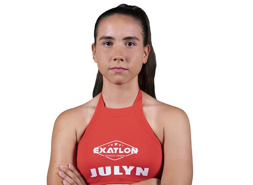 Julyn Águila en foto de perfil Exatlón