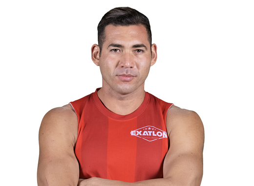 Ramiro Ramírez en foto de perfil Exatlón