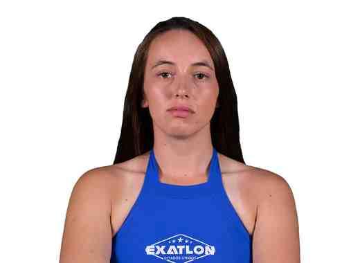 Naomi Urbano en foto de perfil Exatlon