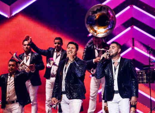 Banda MS en Premios Billboard 2017