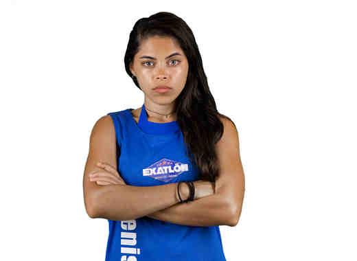 Denisse Novoa en foto de perfil Team Contendientes