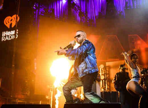 Yandel en iHeartRadio Fiesta Latina 2016