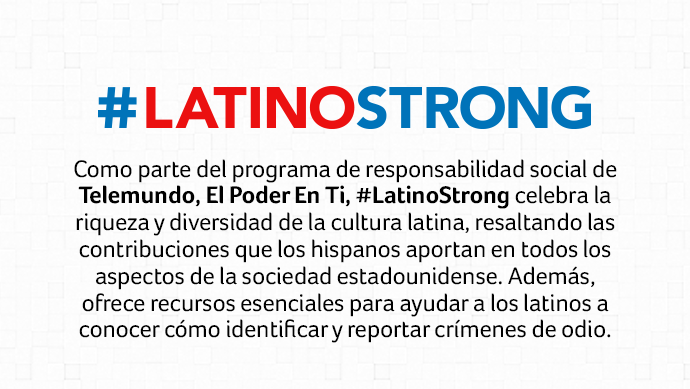 Latino Strong